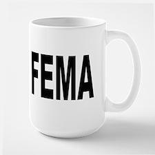FEMA Large Mug