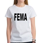FEMA Women's T-Shirt