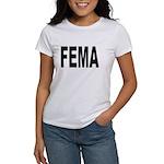 FEMA (Front) Women's T-Shirt