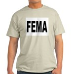 FEMA Ash Grey T-Shirt