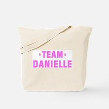 Team DANIELLE Tote Bag