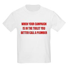 Call a Plumber T-Shirt
