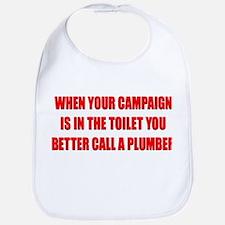 Call a Plumber Bib