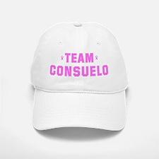 Team CONSUELO Baseball Baseball Cap