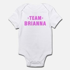 Team BRIANNA Infant Bodysuit