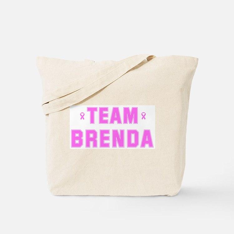 Team BRENDA Tote Bag