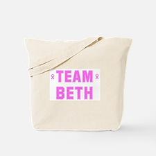 Team BETH Tote Bag