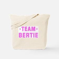Team BERTIE Tote Bag