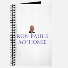 Cute Ron paul campaign Journal