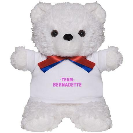 Team BERNADETTE Teddy Bear