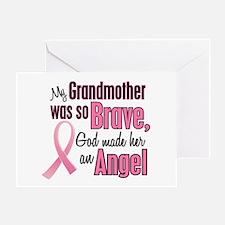 Angel 1 (Grandmother BC) Greeting Card