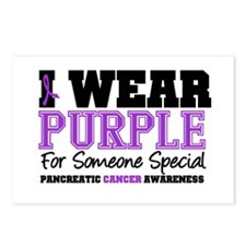 Pancreatic Cancer Postcards (Package of 8)