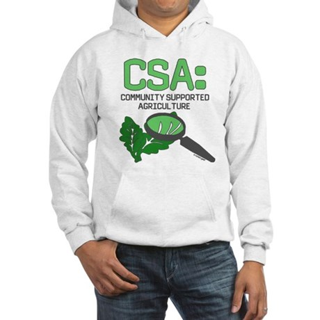 CSA Hooded Sweatshirt