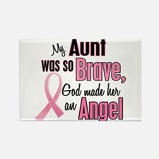 Angel 1 (Aunt BC) Rectangle Magnet