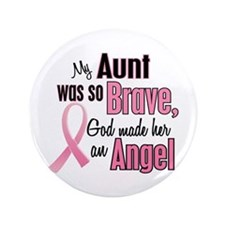 "Angel 1 (Aunt BC) 3.5"" Button"