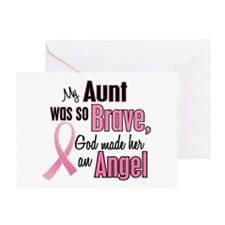 Angel 1 (Aunt BC) Greeting Card