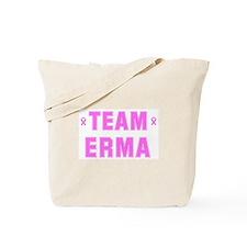 Team ERMA Tote Bag