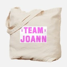 Team JOANN Tote Bag