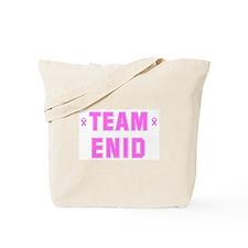 Team ENID Tote Bag