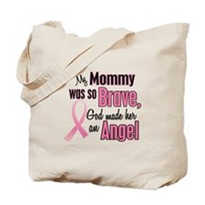 Angel 1 (Mommy BC) Tote Bag