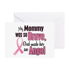 Angel 1 (Mommy BC) Greeting Card