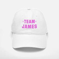 Team JAMES Baseball Baseball Cap