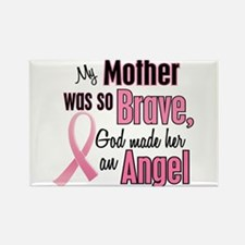 Angel 1 (Mother BC) Rectangle Magnet