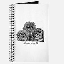 Cool Tibetan mastiffs Journal