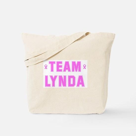 Team LYNDA Tote Bag
