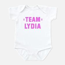 Team LYDIA Onesie