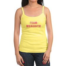 Team MEREDITH Jr.Spaghetti Strap