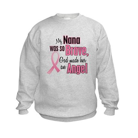 Angel 1 (Nana BC) Kids Sweatshirt