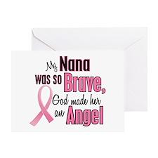 Angel 1 (Nana BC) Greeting Card