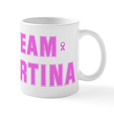 Team MARTINA Mug