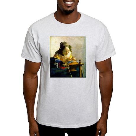Vermeer Lacemaker Light T-Shirt