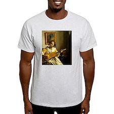 Vernmeer Guitar Player T-Shirt