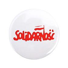 """Solidarnosc 3.5"""" Button"""