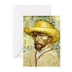 Self Portrait Greeting Cards (Pk of 20)