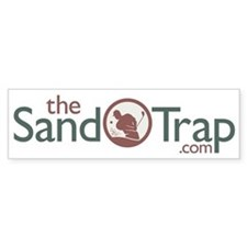 The Sand Trap Bumper Bumper Stickers