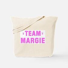 Team MARGIE Tote Bag