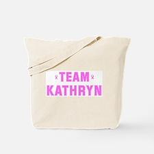 Team KATHRYN Tote Bag