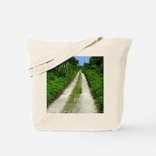 Taketomi Dirt Road Tote Bag