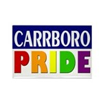 Carrboro Pride (10 Magnets)