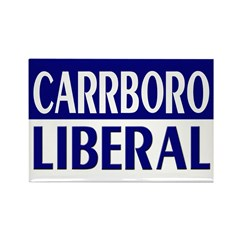 Carrboro Liberal (100 magnets)
