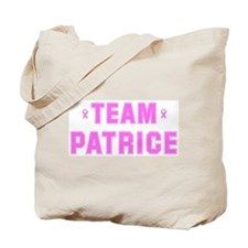 Team PATRICE Tote Bag