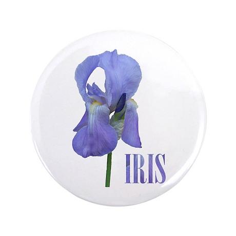 """iris 3.5"""" Button (100 pack)"""