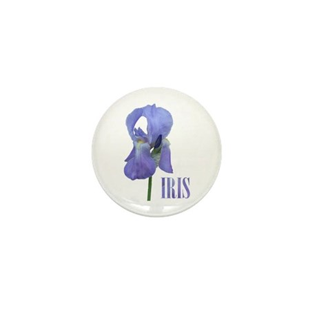 iris Mini Button (10 pack)