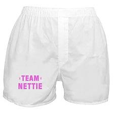 Team NETTIE Boxer Shorts