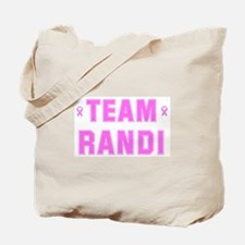Team RANDI Tote Bag