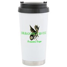 Dragon Castle Travel Mug